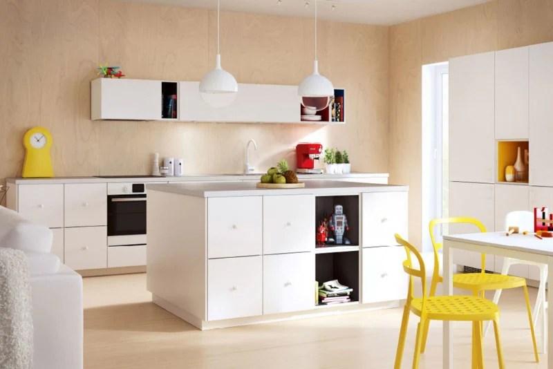 Metod la cucina libera e versatile di Ikea  Graziait