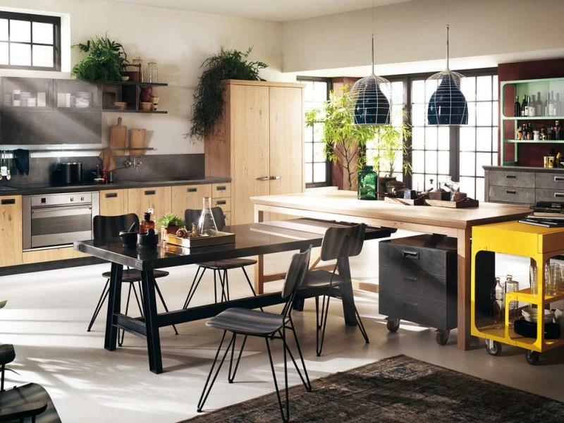 Stile industriale le cucine pi belle  Grazia