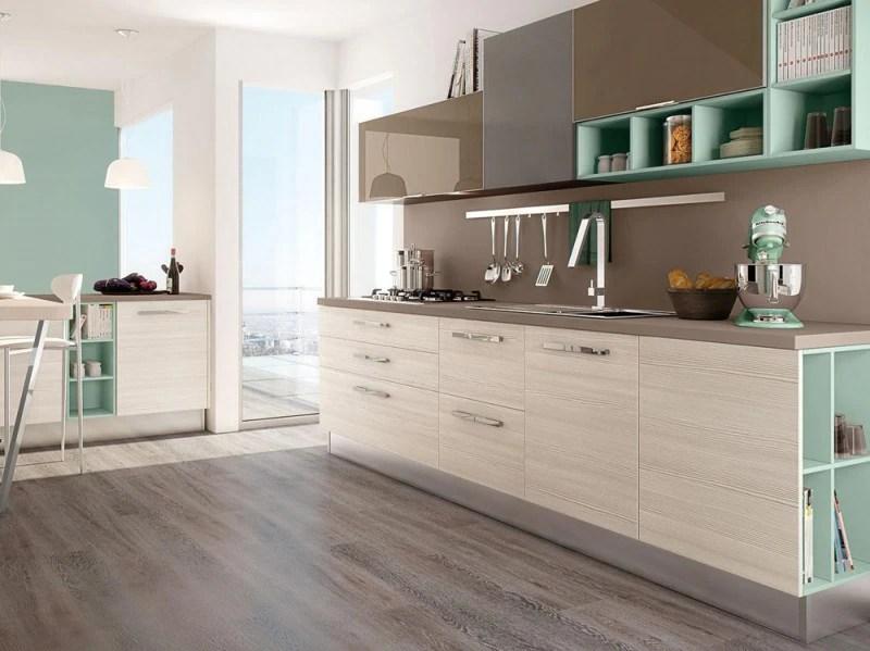 Cucina Adele Lube - Idee per la progettazione di decorazioni per la ...