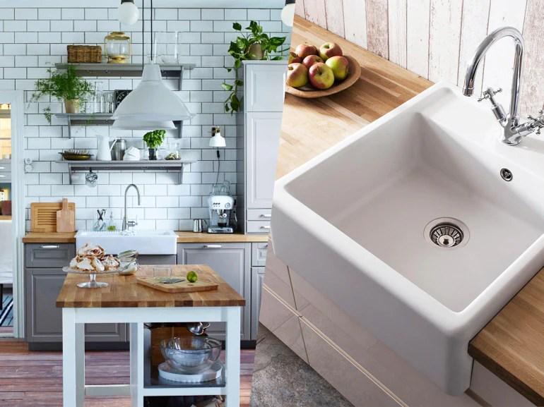 10 lavelli di design per una cucina bella e funzionale  Graziait