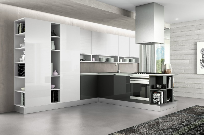 Berloni le cucine moderne pi belle  Grazia