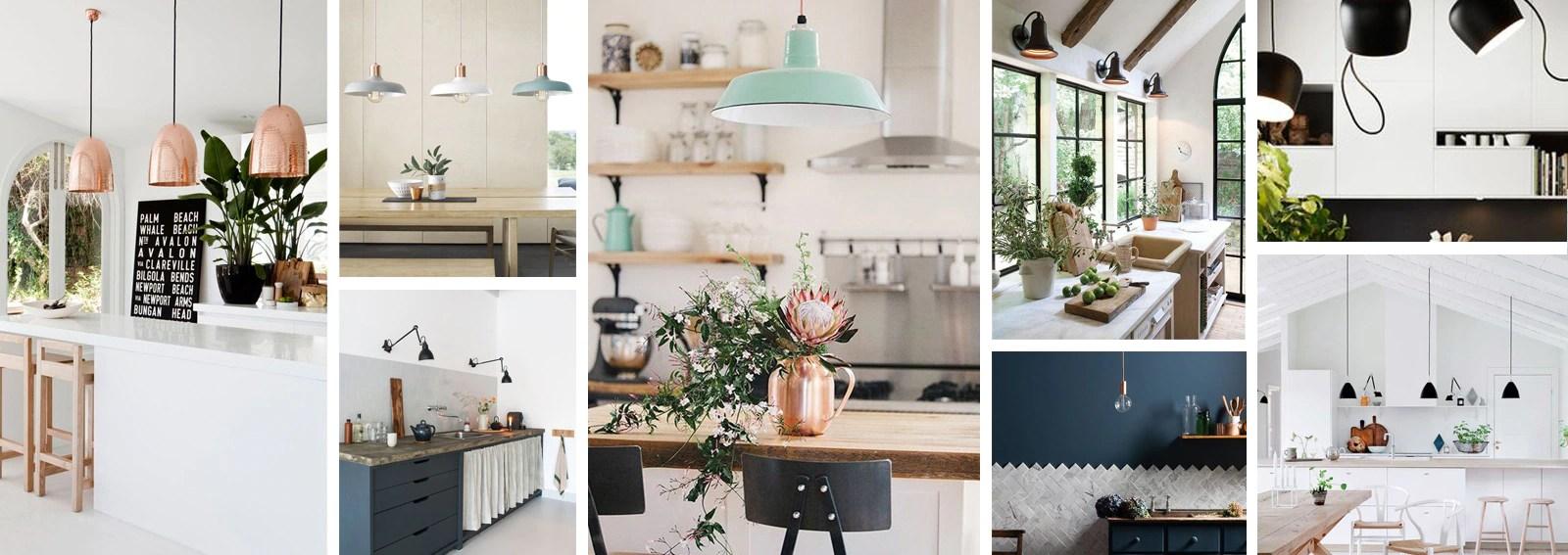 Come illuminare la cucina 15 idee da copiare  Graziait
