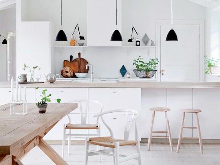 Come illuminare la cucina 15 idee da copiare  Grazia