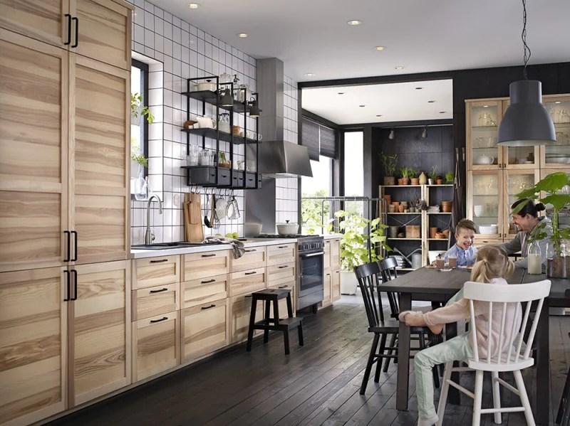 Cucine IKEA tutte le novit del catalogo 2017  Grazia