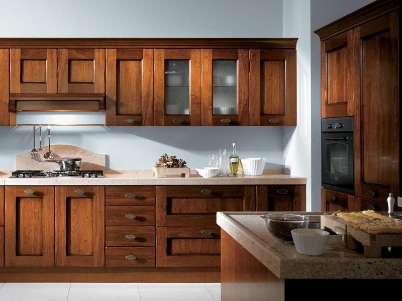 Scavolini le cucine classiche pi belle  Grazia