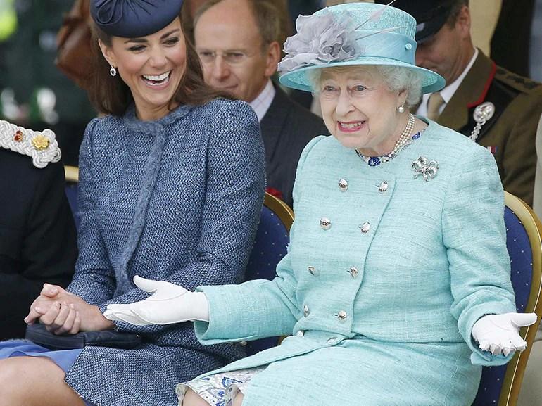Sette cose da non fare in presenza della Regina Elisabetta
