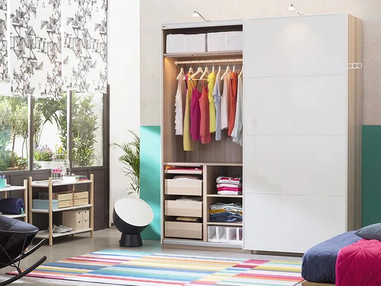 Ikea Pax Il Guardaroba Componibile Per La Camera Perfetta