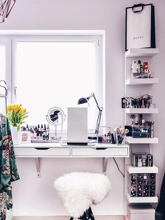 Postazione trucco IKEA le idee pi belle  Grazia