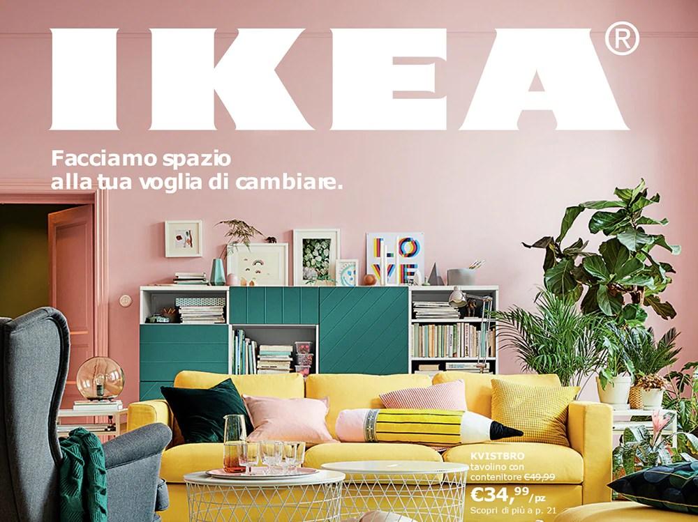 Catalogo IKEA 2018 le prime immagini in anteprima Grazia