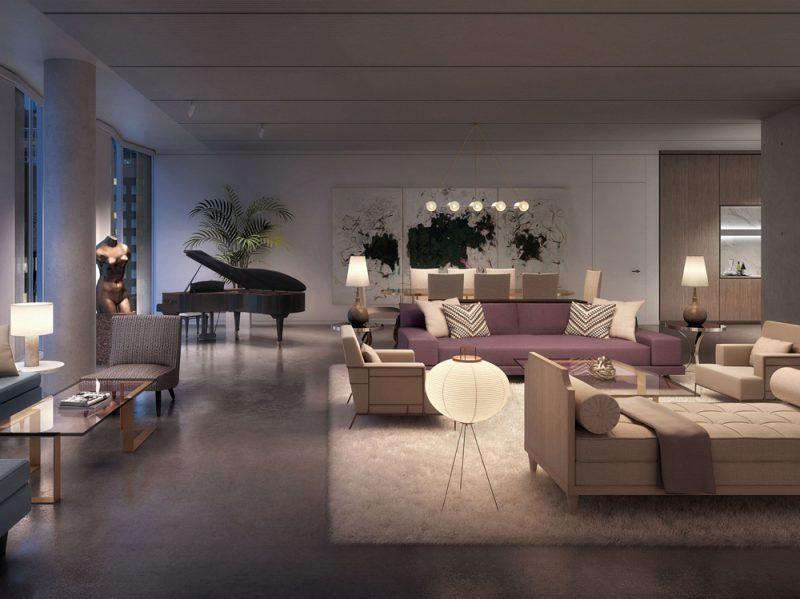 La nuova casa di George Clooney e Amal a New York  Grazia