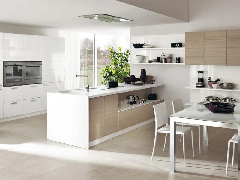 Scavolini le pi belle cucine moderne  Graziait