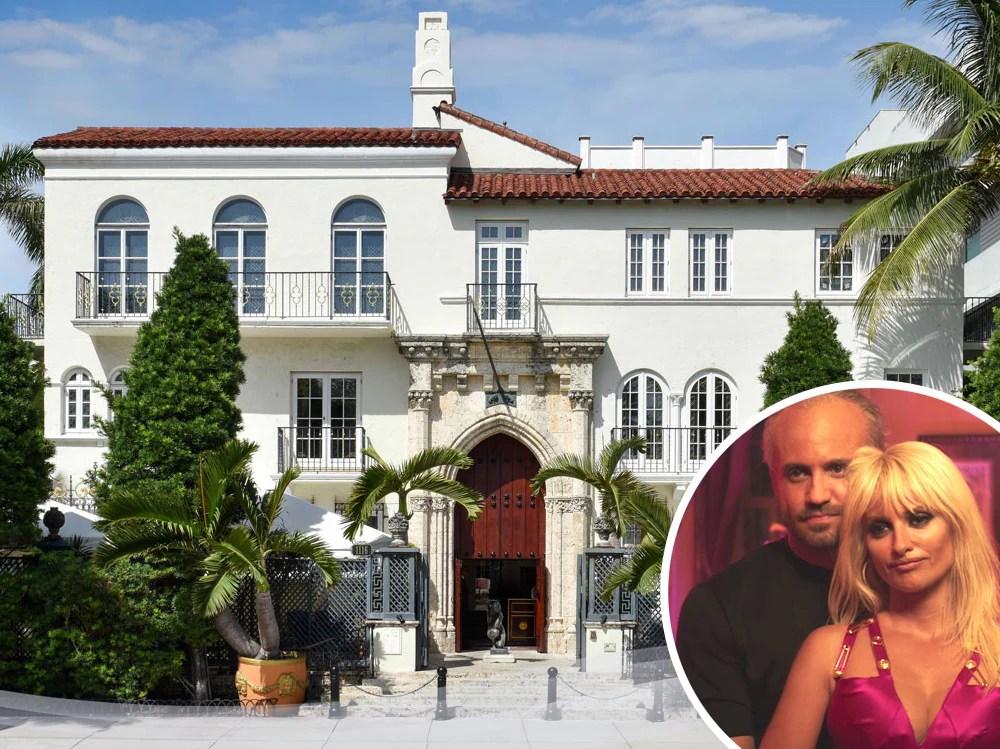 Villa Causarina la casa di Gianni Versace a Miami  Graziait