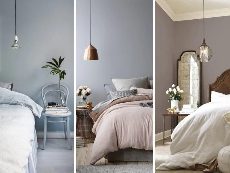8 coppie di colori perfette per la camera da letto  Graziait