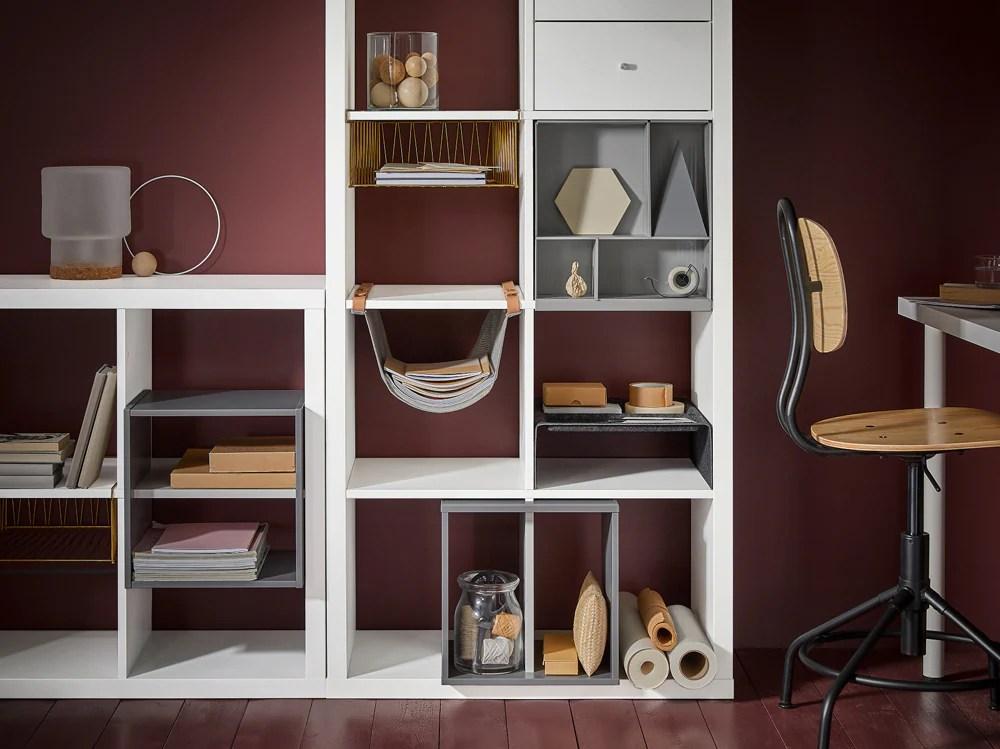 Come Usare La Libreria KALLAX Di IKEA In Ogni Stanza