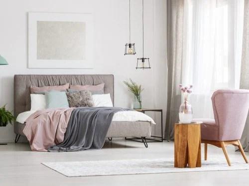 Quella dietro il letto, da tinteggiare invece in color tortora. Arredare La Casa Con Il Colore Tortora 8 Idee Originali Grazia It