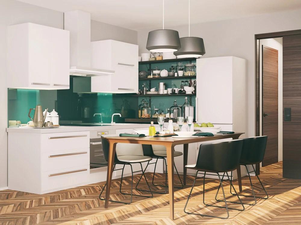 Colori pareti 10 opzioni ideali per la cucina