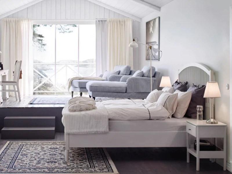 idee camera da letto piccola: Camera Da Letto Ikea 10 Idee Da Copiare Subito