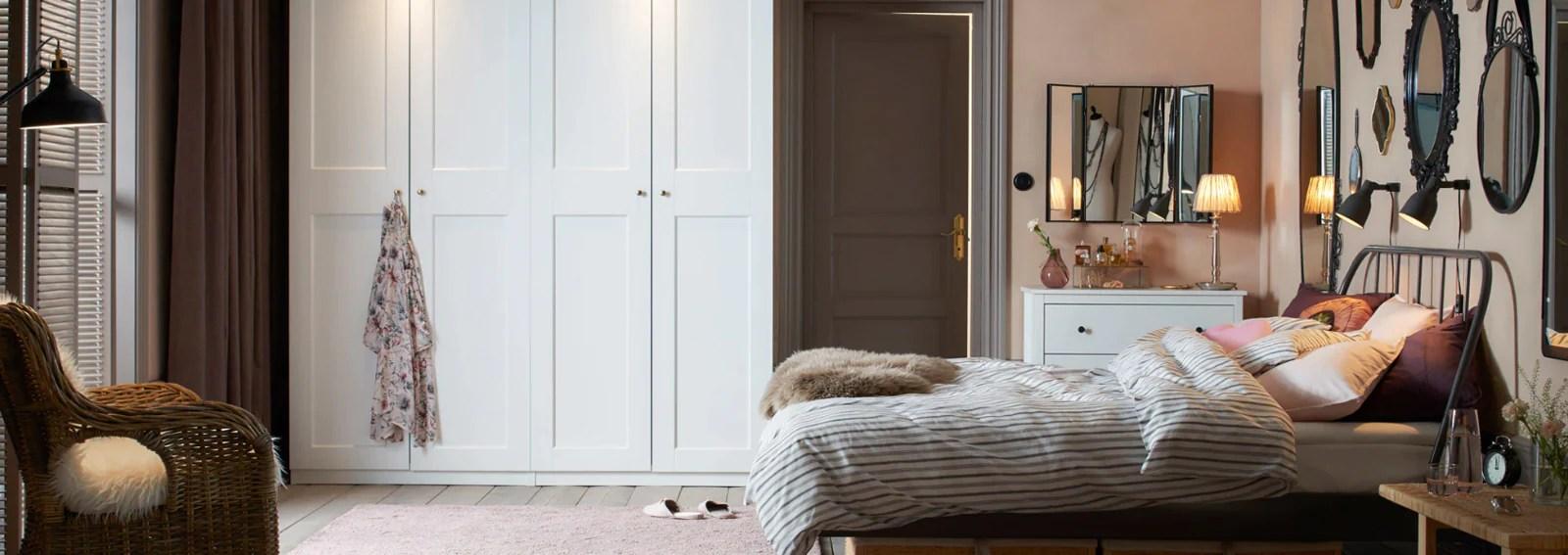 Visualizza altre idee su letto a soppalco, soppalco camera da letto, camera da letto. Camera Da Letto Ikea 10 Idee Da Copiare Subito