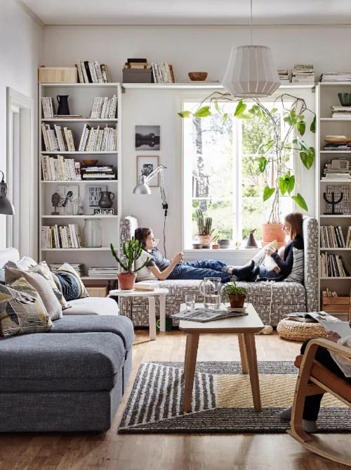 Trattandosi di una mensola angolare le possibilità di scelta su dove. Librerie Ikea I 10 Modelli Piu Belli Da Comprare Subito