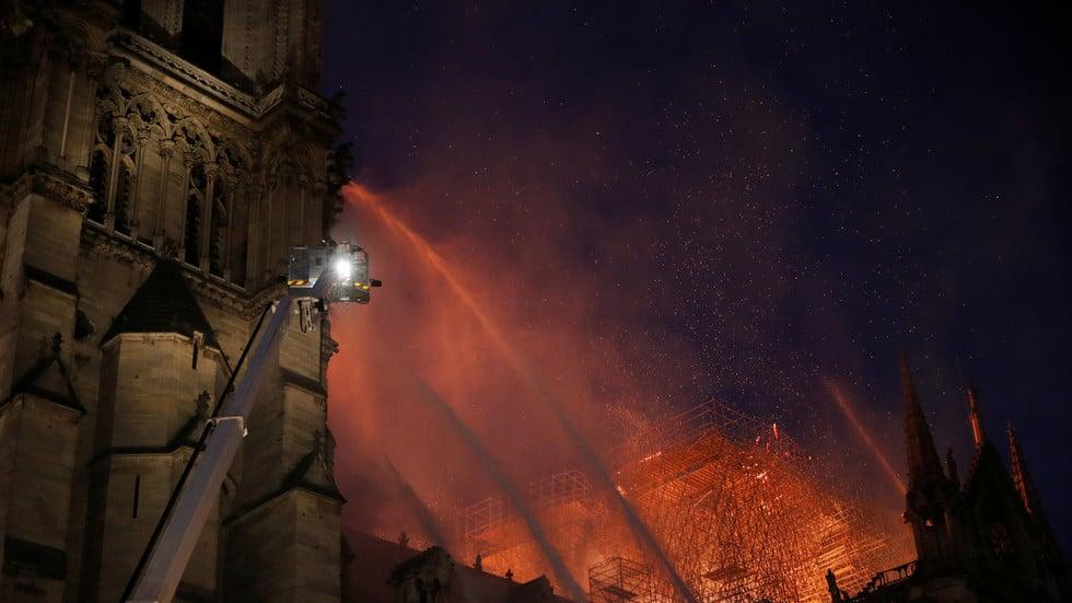 Peter Koenig Notre Dame  Glory or Shame  The