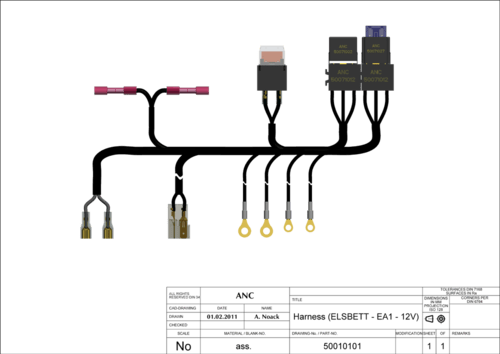 Wiring Harness Components : 25 Wiring Diagram Images