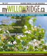 Your Willow Park Maple Ridge Newsletter