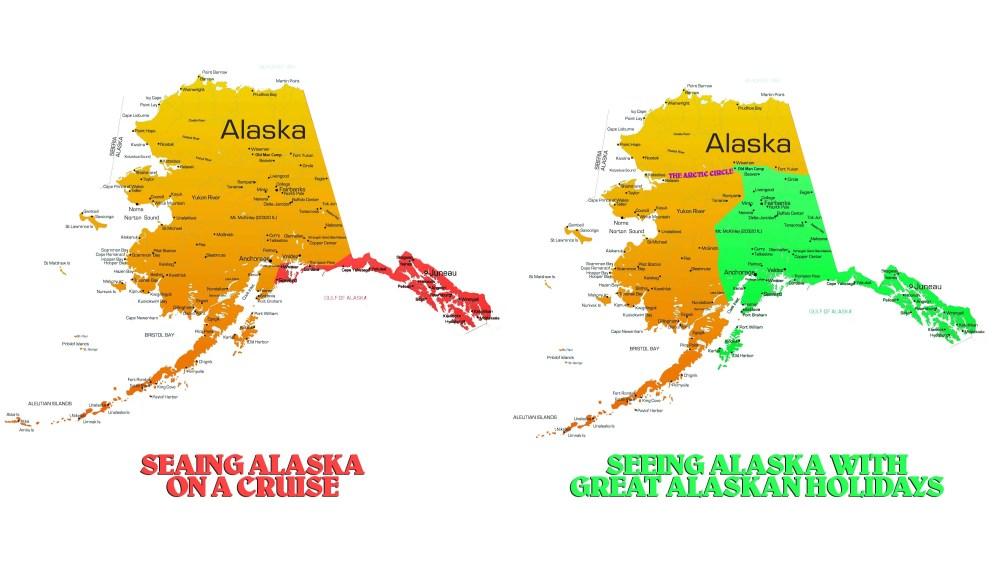 medium resolution of interior alaska cruise