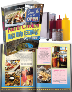North Carolina Back Road Restaurant Recipes Cookbook