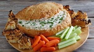 Clam Loaf Dip Recipe