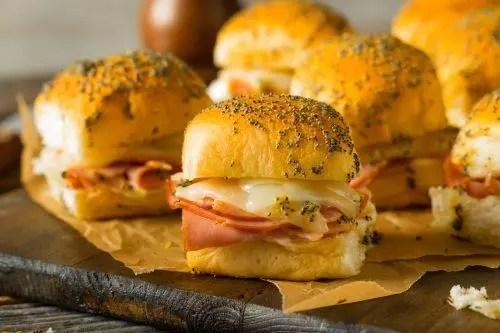 ham-cheese-sliders