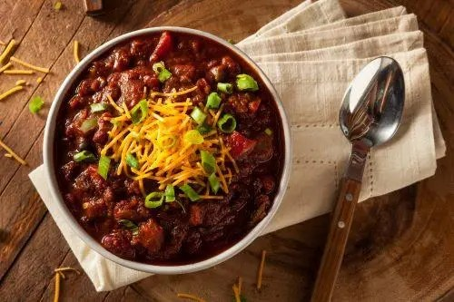 hot-chili-bean-soup-with-crispy-tortillas