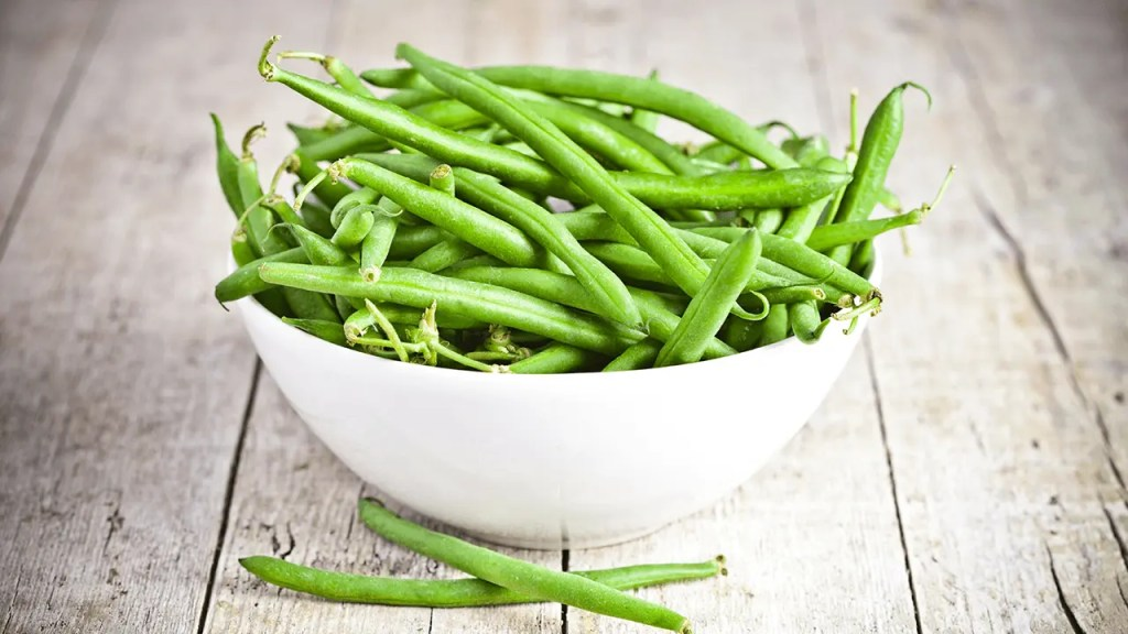 Fresh, Crisp and Sweet Green Beans Recipe