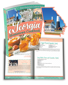 Georgia Hometown Cookbook