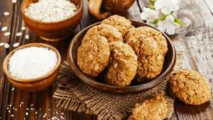 Oatmeal-Coconut Cookies Recipe