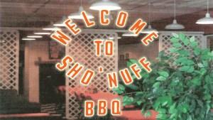 Sho Nuff BBQ Restaurant