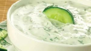 Summer Cucumber Dip Recipe