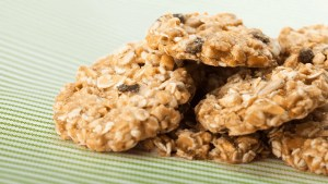 Triple Chocolate Chip Oatmeal Cookies Recipe