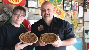 Uncle Booger's Pecan Pie Recipe