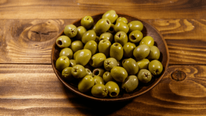 Green Olive Dip Recipe