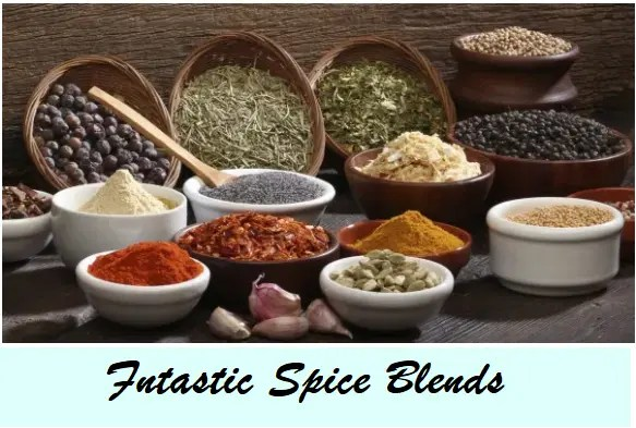 Fantastic Spice Blends