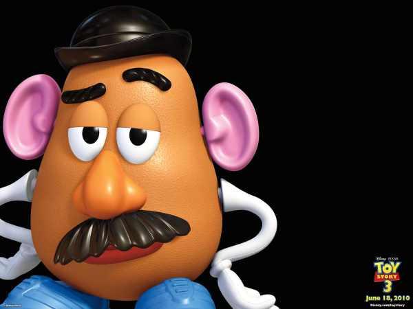Potato Head Great American