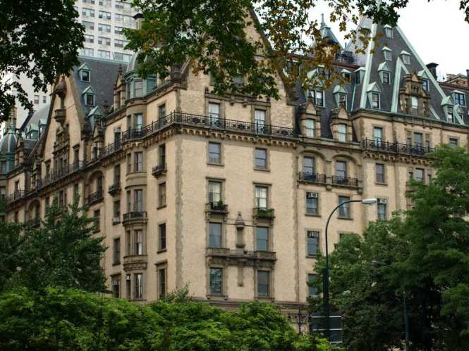 The Dakota Apartment Building New York City Great