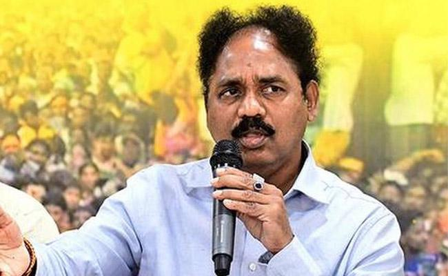 Breaking News: Another Wicket Down In TDP
