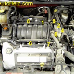 2002 Cavalier Engine Diagram Simple Digital Voltmeter Circuit Oldsmobile 3.5l V6 Sensor Locations Picture