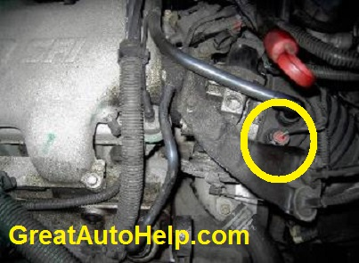 3 4l V6 Engine Gm Heater Core Hose Diagram 1998 Pontiac Grand Am Code P0113 Intake Air Temp Sensor