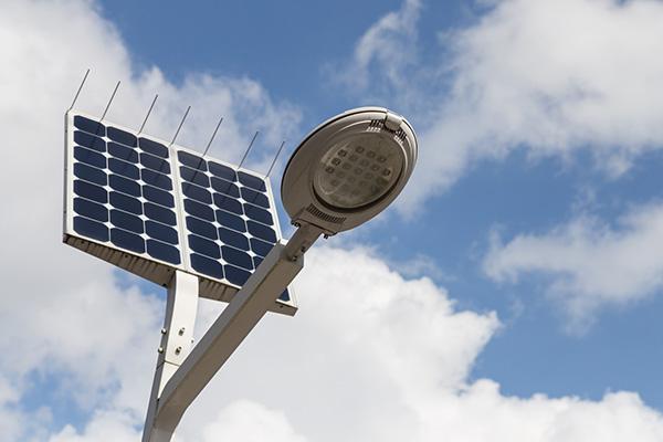 outdoor LED lighting, California, Nevada, solar power, led lighting