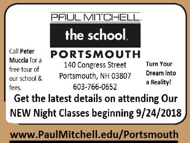 Paul Mitchell School Portsmouth