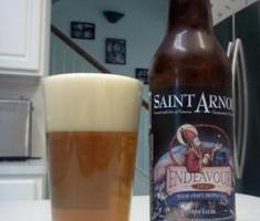St. Arnold Endeavour: The Best St. Arnold Brew to Date