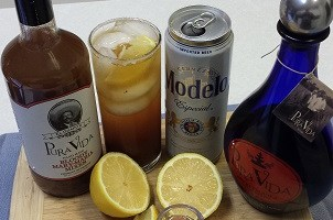 Cerveza Maria: Bloody Maria with a Mexican Beer Twist