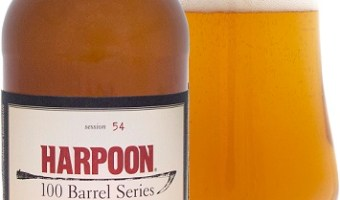 Harpoon Brewery Releases its next 100 Barrel Series Beer